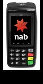 NAB Ingenico Move 5000 EFTPOS Terminal